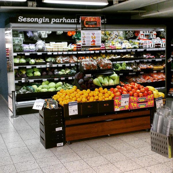 Satokausikalenterin ja K-Supermarket Postitalon yhteistyö jatkuu