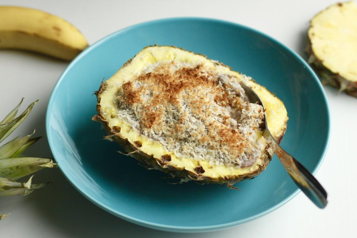 Täytetyt ananakset