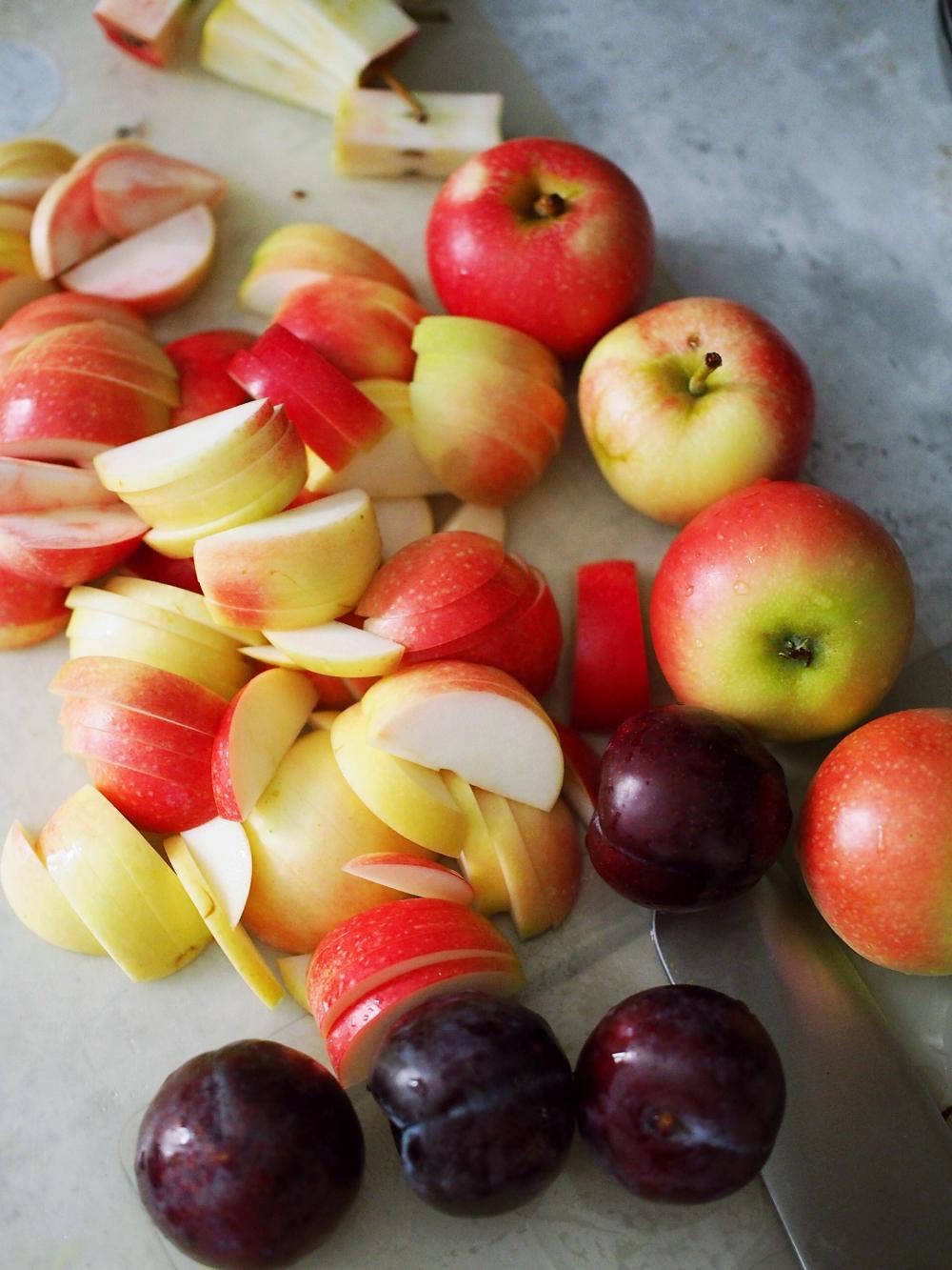Omenoiden kypsyminen 2018