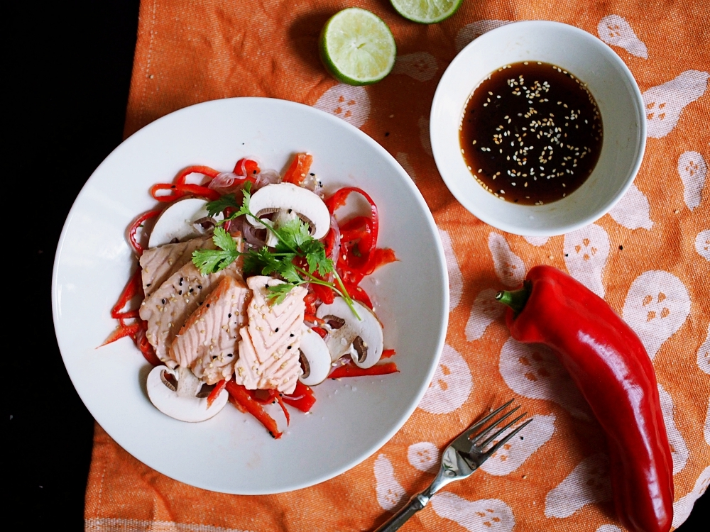 Salaatti ilman salaattia – Nyt tulee suippissalaatti!