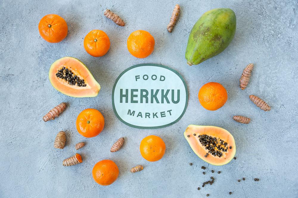 Kurkuma Food Market Herkku