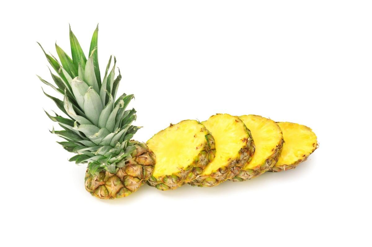 Parasta juuri nyt: Ananas
