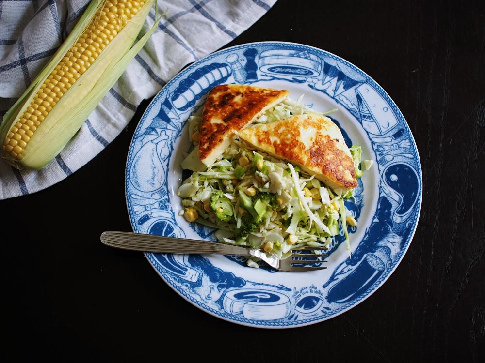 Parasta juuri nyt – Kolmen kaalin salaatti