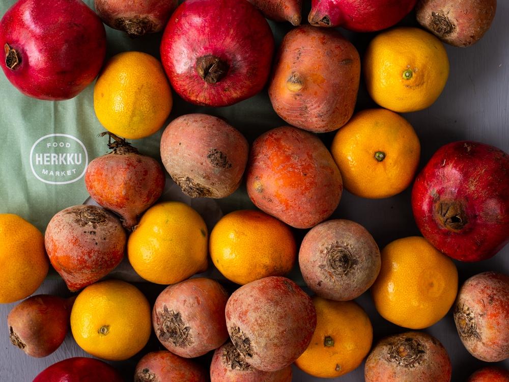 Syö juuri nyt näitä! Marraskuun Satokausikasvikset esittelyssä