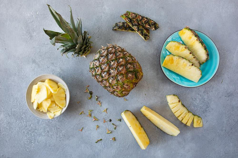Nyt sesongissa raikas ananas!