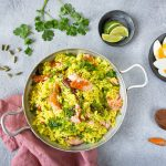 Kedgeree on maukas riisiruoka